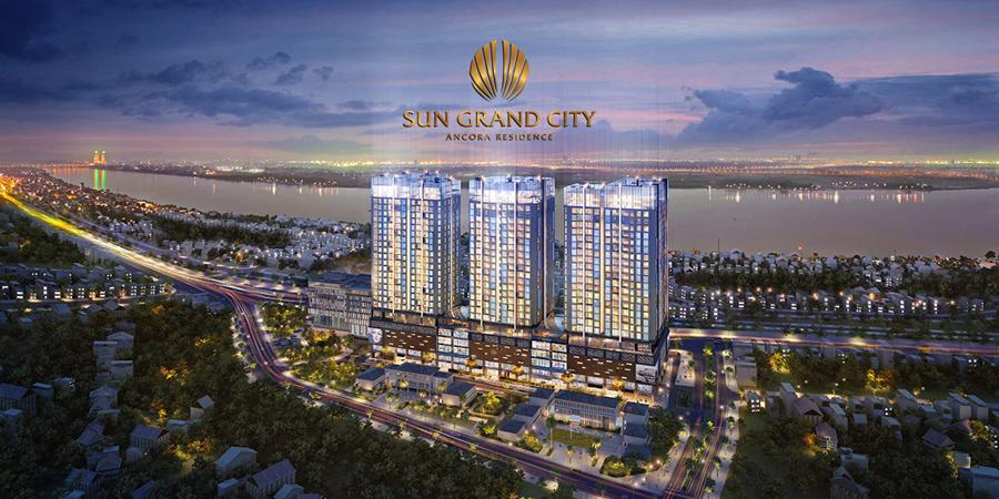 Chung cư Sun Group Số 3 Lương Yên